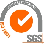 SGS ISO 14001 148